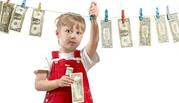 کدام بچه ها تمایل بیشتری به پولدارشدن دارند؟