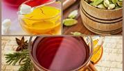 طرز تهیه دمنوش هل و دارچین و زعفران + خواص آن