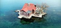 کوچک ترین جزیره مسکونی در دنیا