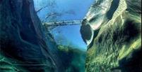 زلالترین رودخانه جهان + تصاویر