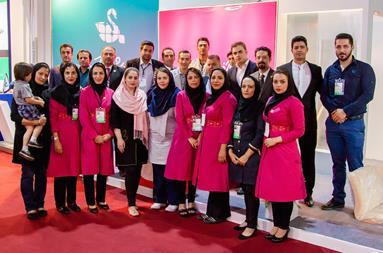 تیم قدرتمند نیوشا در شیراز