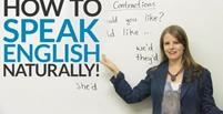 How do we speak English??