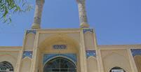 آشنایی با امامزاده احمد در شهرستان ابركوه (+تصاویر)