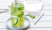 نوشیدن آب لیمو و معده