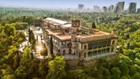 قلعه چپولتپک از بناهای تاریخی و زیبای مکزیکو سیتی (+تصاویر)