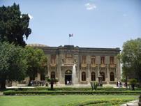 کاخ چپولتپک از مکانهای تاریخی مکزیک