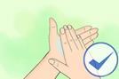 نحوه ی استفاده از ضدعفونی کننده دست, مراحل استفاده کردن از ضدعفونی کننده دست