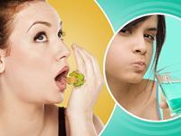 دهانشویه خانگی برای رفع بوی دهان