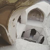 برج خواجه نعمت از آثار باقی مانده دوره صفوی (+تصاویر)