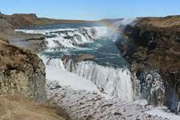 آبشار گولفوس یکی از از آبشارهای منحصربهفرد