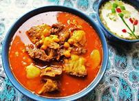 آبگوشت یخنی شیرازی