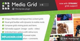 Free Download Media Grid A WordPress Portfolio Plugin