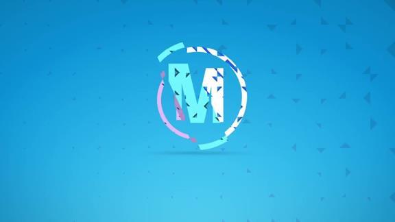 Light Clean Logo Reveal