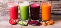 آب سبزیجات برای کنترل فشار خون بالا