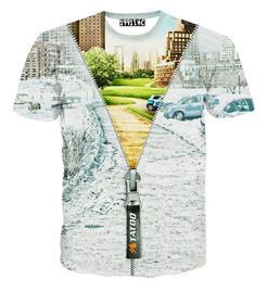 طرح های جدید تی شرت های سه بعدی 3D