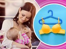 کدام سوتین در دوران شیردهی مناسب است؟