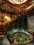 هتل لامونتانا یکی از هتل های عجیب دنیا