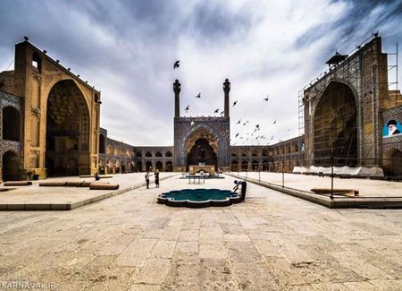 عکس های با کیفیت اصفهان