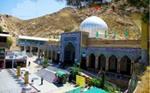 آشنایی با آرامگاه خواجه مراد جاذبه گردشگری مشهد