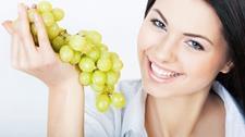 خاصیت انگور برای تقویت مو