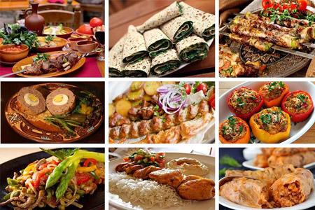 آشنایی با غذاهای سنتی ارمنستان